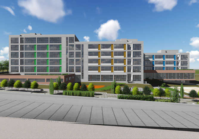 Özel Okul Binası
