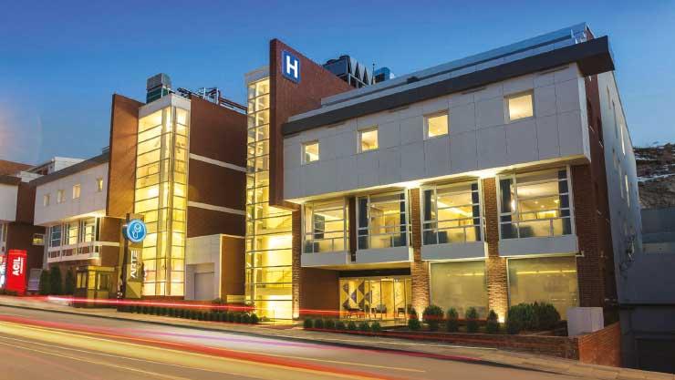 Özel Hastane Binası